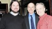 Clybourne Park Opening Night – Christopher Evan Welch – Frank Wood – Reed Birney
