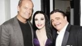 Kelsey Grammer at The Addams Family  Kelsey Grammer  Bebe Neuwirth  Nathan Lane