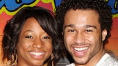 Monique Coleman at In the Heights  Monique Coleman  Corbin Bleu