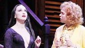 Show Photos - Addams Family (bway) - Bebe Neuwirth - Carolee Carmello