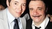 The Addams Family opening  Matthew Broderick  Nathan Lane