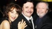 The Addams Family opening  Andrea Martin  Nathan Lane  brother Daniel Lane