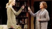 Sarah Paulson as Lisa Morrison and Linda Lavin as Ruth Steiner in Collected Stories.