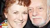 Prima Donna, first lady of the stage! Hal Prince reunites with Judy Kaye, who won a Tony in his production of The Phantom of the Opera as diva Carlotta back in 1988.