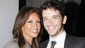 Vanessa Williams bestows the award upon her former Ugly Betty co-star Michael Urie, honored for The Temperamentals.
