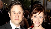 2010 Tony Awards Red Carpet – Christopher Fitzgerald – Jessica Stone