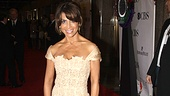 2010 Tony Awards Red Carpet  Paula Abdul 