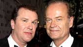 2010 Tony Awards Red Carpet  Douglas Hodge  Kelsey Grammer 