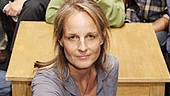 Helen Hunt and the cast of Our Town.