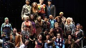 Rent at the Hollywood Bowl – onstage cast