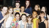 Priscilla Presley at Billy Elliot – Class portrait – Priscilla Presley