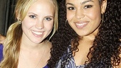 Jordin Sparks In the Heights – Meaghan Martin – Jordin Sparks two shot