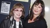 It Must Be Him Opening Night  Phyllis Newman  Anjelica Huston