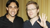 It Must Be Him Opening Night  Ryan Duncan  Anthony Rapp
