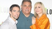 Lombardi Meet and Greet – Keith Nobbs – Dan Lauria – Judith Light