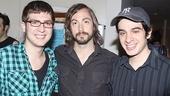 Bloody Bloody Andrew Jackson Meet and Greet – Charlie Rosen – Kevin Garcia – Justin Levine
