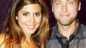 No surprise here! Jamie-Lynn Sigler and Lance Bass are lookin' quite stylish.