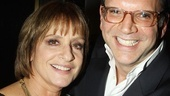 Patti LuPone Book Launch Party  Patti LuPone  Philip Rinaldi