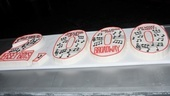 Jersey Boys 2,000th Performance  cake