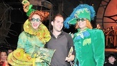 Wicked 5 Millionth Audience Member  Briana Yacavone - Brett LaTorre - Jonathan Warren