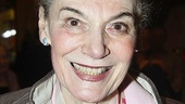 Pitmen Painters Opening Night  Marian Seldes