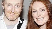 Freckleface Strawberry Opening Night – Julianne Moore – Peter Moore Smith Jr.