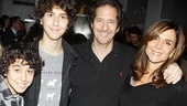 Freckleface Strawberry Opening Night – Alex Wolff – Nat Wolff – Michael Wolff – Polly Draper