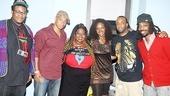 Bway South Africa – Fela cast