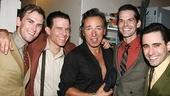 Celebs at Jersey Boys - Bruce Springsteen
