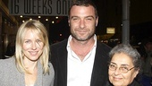 Bloody Bloody Andrew Jackson opening night – Naomi Watts – Liev Schreiber – Heather Milgram