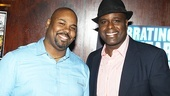 Memphis First Anniversary on Broadway  James Monroe Iglehart  J. Bernard Calloway