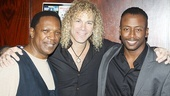Memphis First Anniversary on Broadway  Shelton Becton  David Bryan  Kenny Seymour
