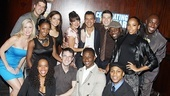 Memphis First Anniversary on Broadway  ensemble
