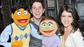 Avenue Q off bway anniversary – Howie Michael Smith – Sarah Stiles