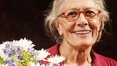 Driving Miss Daisy Opening Night – Vanessa Redgrave (curtain call)