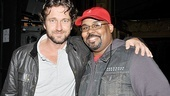Gerard Butler at Memphis  Gerard Butler  James Monroe Iglehart