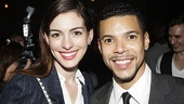 Angels in America Opening Night – Anne Hathaway – Wilson Cruz