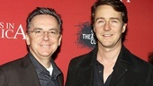 Angels in America Opening Night – James Houghton – Edward Norton