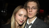 Angels in America Opening Night – Zoe Kazan – Paul Dano