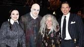 Addams Family at Halloween Parade – Tara Lynn Wagner – Roger Clark – Jackie Hoffman – Pat Kiernan