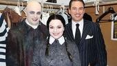 Addams Family at Halloween Parade – Roger Clark – Tara Lynn Wagner – Pat Kiernan