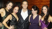 Women on the Verge Opening Night – showgirls – Justin Guarini
