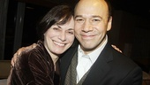Women on the Verge Opening Night – Alma Cuervo – Danny Burstein