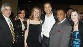 Women on the Verge Opening Night – Justin Guarini – family