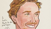 Jason Danieley Sardi's Caricature – portrait