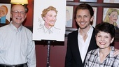 Jason Danieley Sardi's Caricature – Jason Danieley – parents