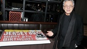 Jersey Boys Fifth Anniversary  Frankie Valli (cake)