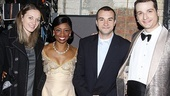 Medal of Honor winner at Memphis – Salvatore Giunta – wife Jennifer – Montego Glover – Bryan Fenkart