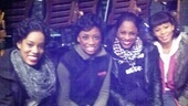 Memphis at Macy's Thanksgiving Day Parade – Tanya Birl – Montego Glover – Dan'yelle Williamson – Bahiya Gaines