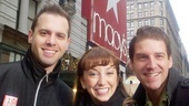 Memphis at Macys Thanksgiving Day Parade  Brad Bass  Hilary Elk  Brian Langlitz